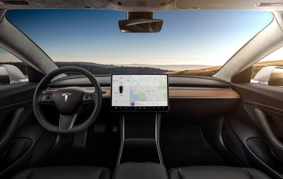 Tesla Model 3 Open For Purchase In North America