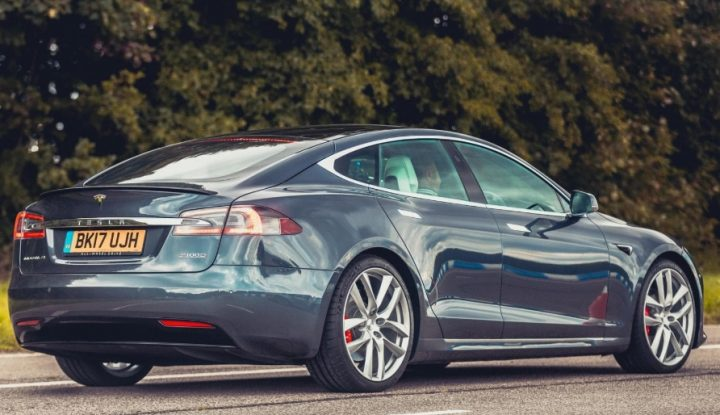 Tesla Model S P100D 0 60mph 2.5 Seconds