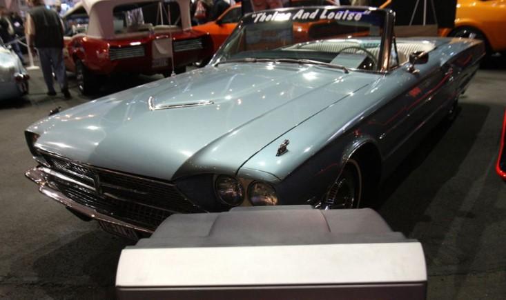 Thelma Louise 1966 Ford Thunderbird