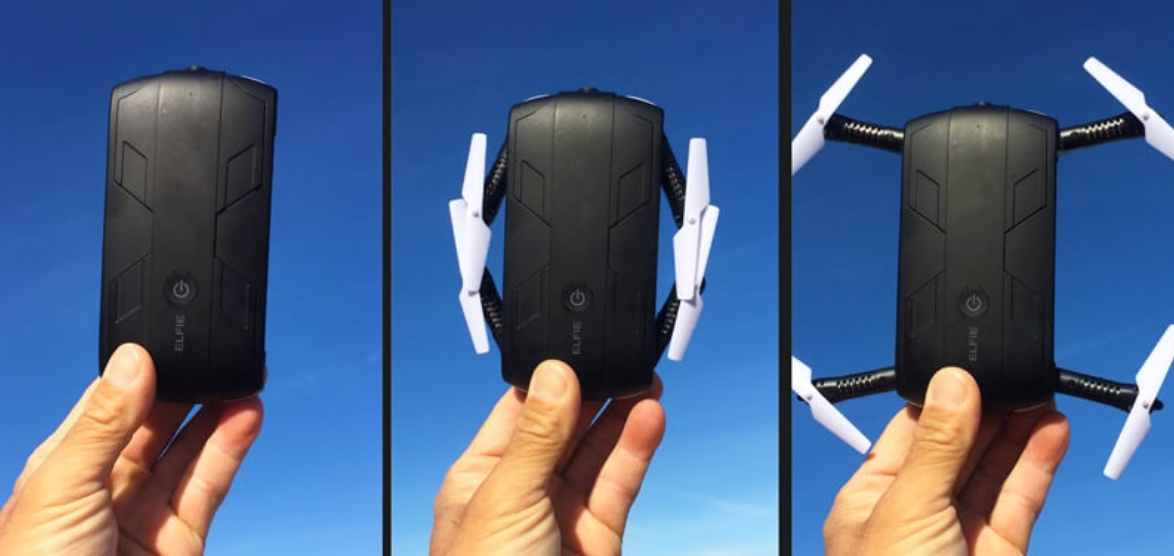 HD Cube Pro The Drone That Fits In Your Pocket