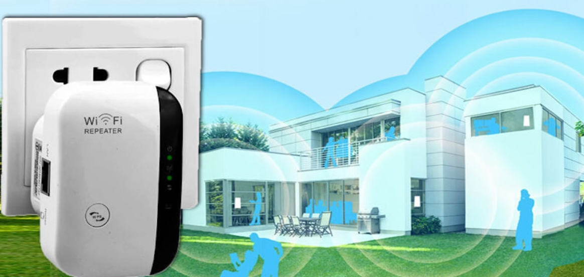 Super Boost WiFi Stay Connected In Any Corner Of Your Home