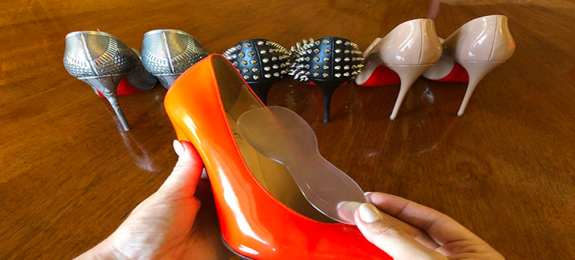 Vivian Lou Insoles High Heels Without The Hurt