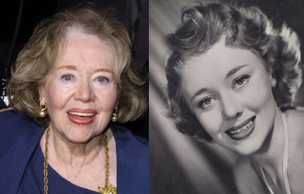 GLYNIS JOHNS, 95 YEARS OLD