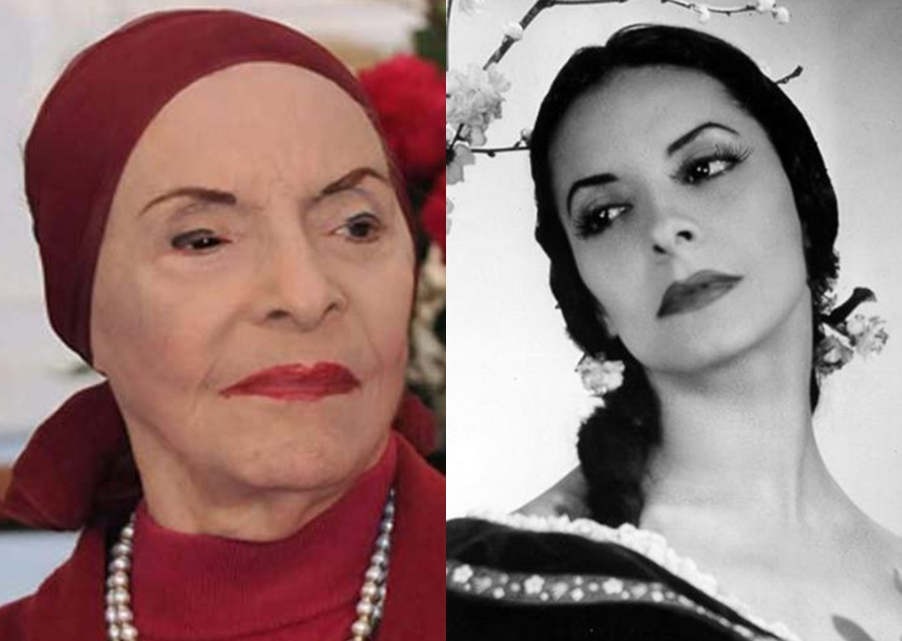 ALICIA ALONSO, 96 YEARS OLD