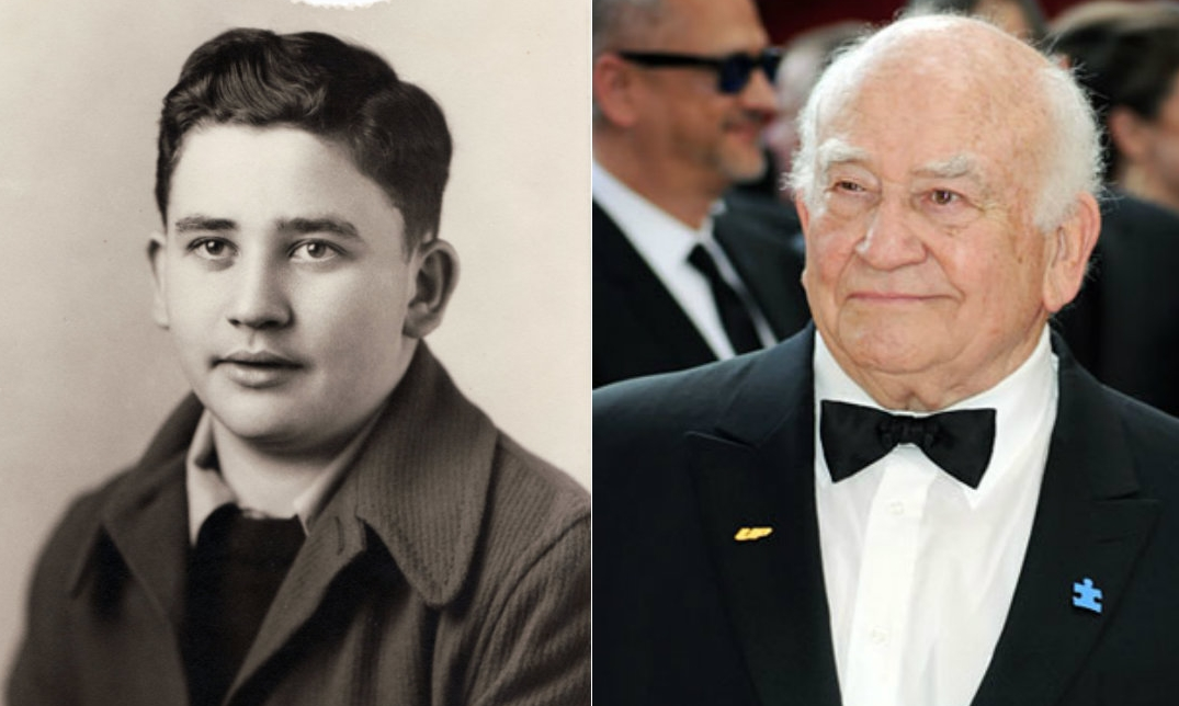 ED ASNER, 89 YEARS OLD