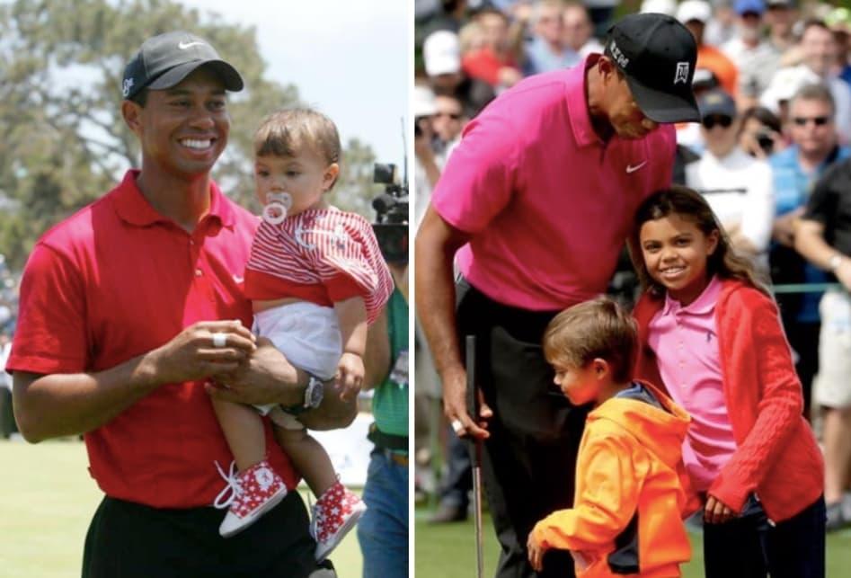 Sam Alexis Woods Tiger Woods Daughter