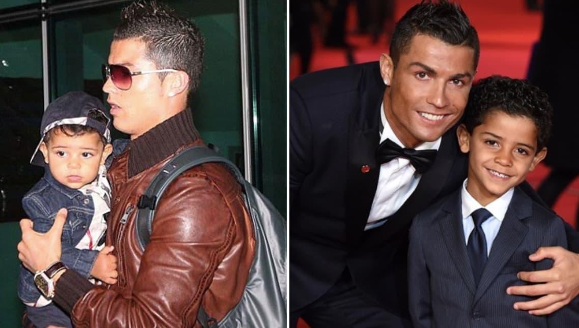 Cristiano Ronaldo Jr. Cristiano Ronaldos Son