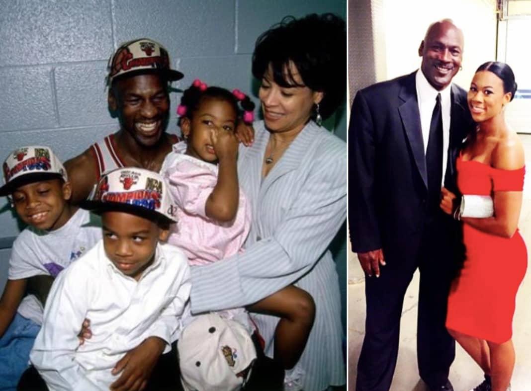 Jasmine Jordan Michael Jordans Daughter