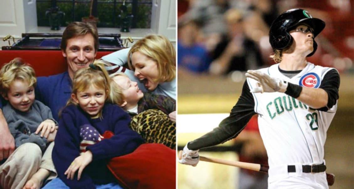 Trevor Gretzky Wayne Gretzkys Son