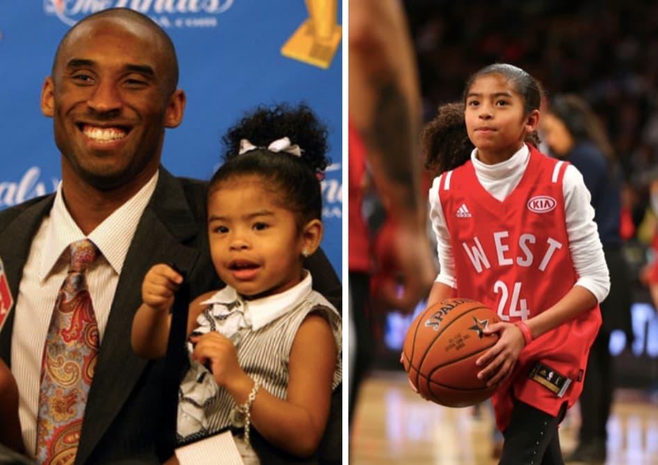 Gianna Bryant Kobe Bryants Daughter