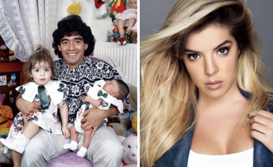 Dalma Maradona Diego Maradonas Daughter