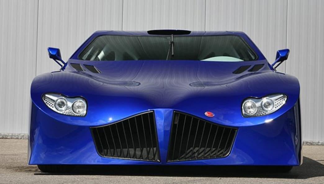 Weber Sportscars Aka 'Faster One'