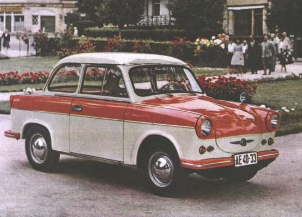 1957 Trabant