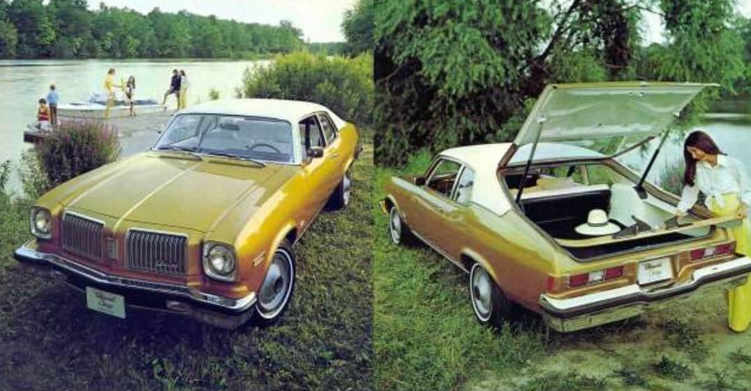 1973 Oldmobile Omega