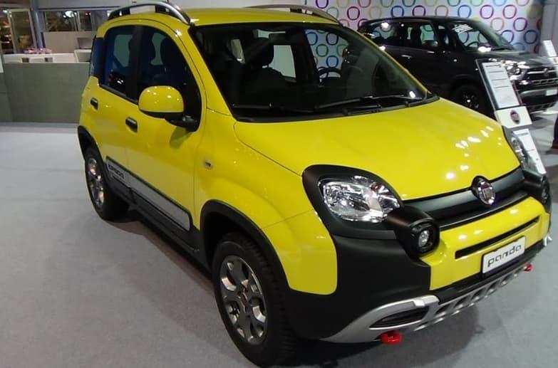 Fiat Panda 0.9 Twinair
