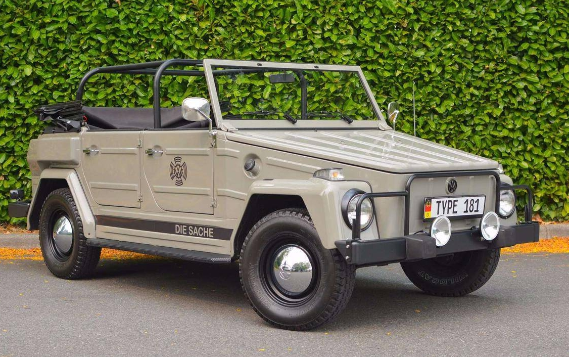 Volkswagen Type 181 The Thing