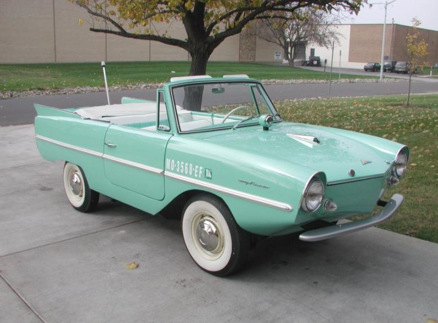 1961 Amphicar