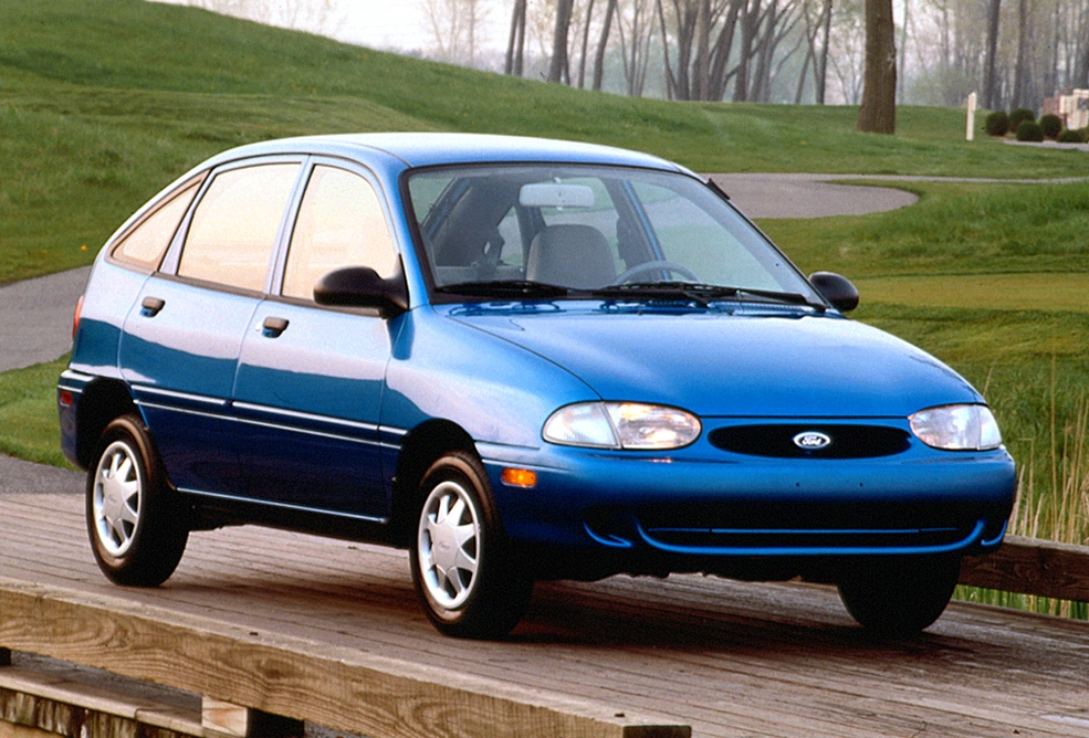 1993 Ford Aspire