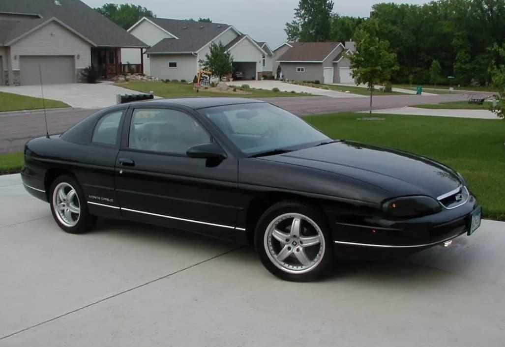 1995 Chevy Monte Carlo