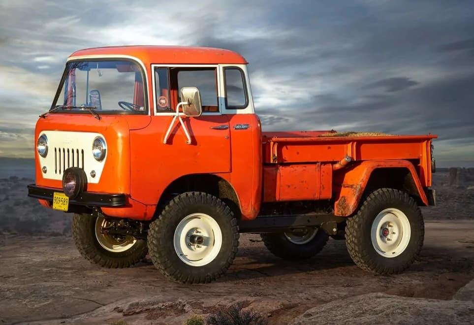 1957 1965 Jeep FC 150