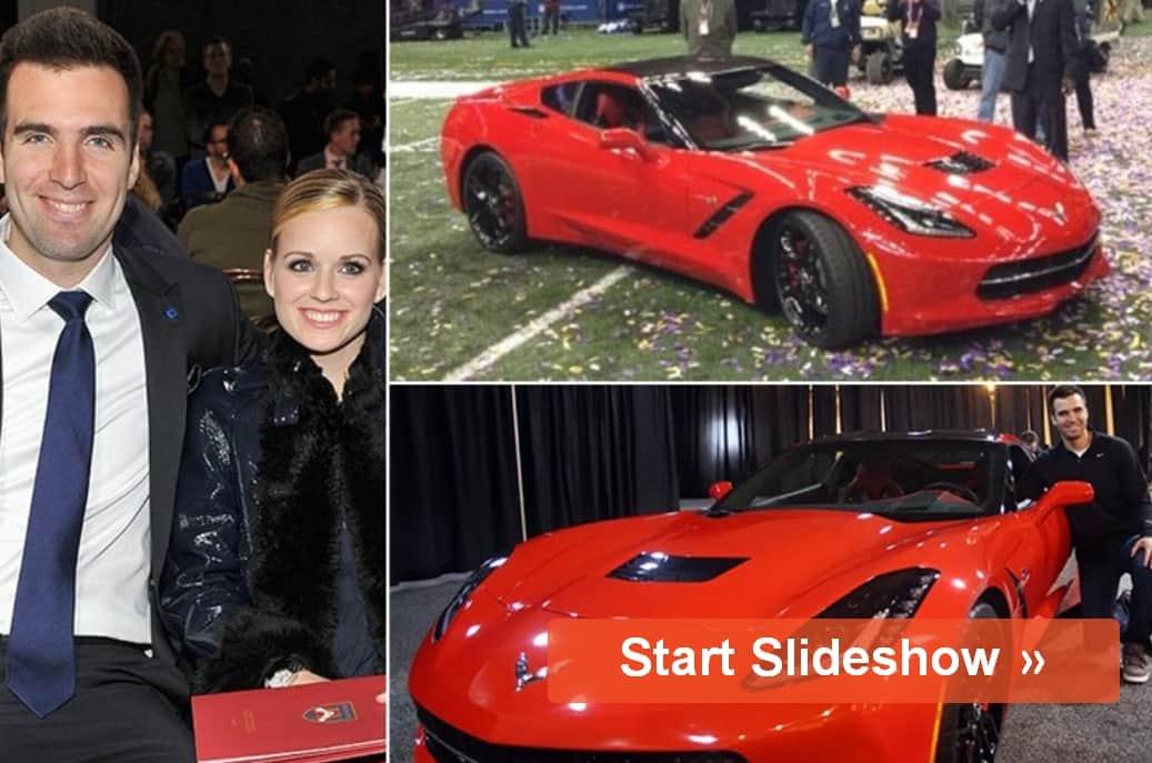 Screenshot 2Joe Flacco & Dana Grady - Corvette Stingray $70K