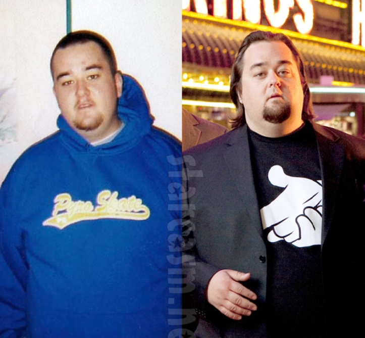 Young Chumlee