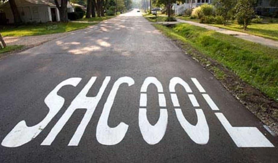 Stay In Shcool