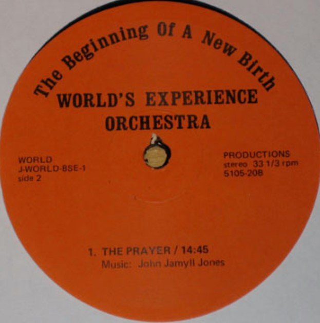 World's Experience Orchestra, The Beginning Of A New Birth
