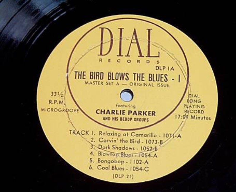 Charlie Parker, The Bird Blows The Blues