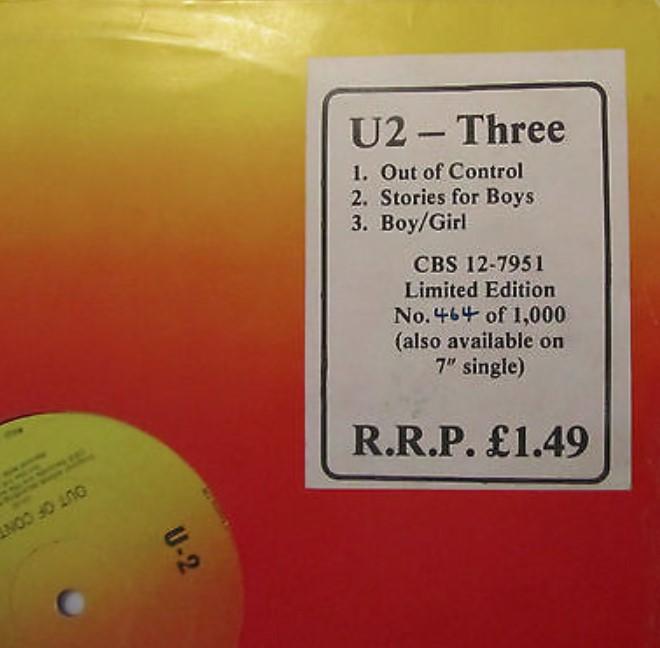 U2, Three