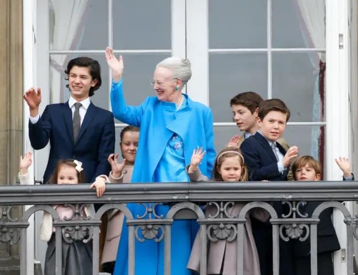 Queen Margrethe II, Denmark