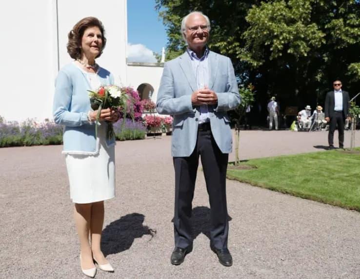 King Carl XVI Gustaf, Sweden