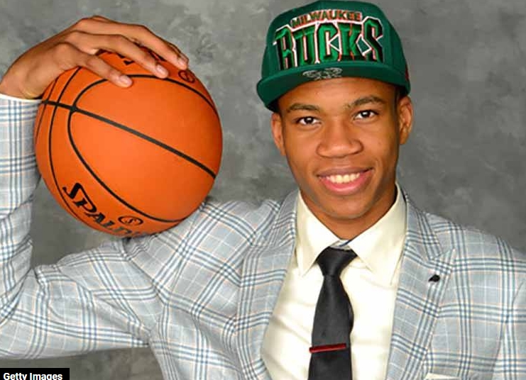 These 14 NBA Players Entered The League Before Giannis Antetokounmpo