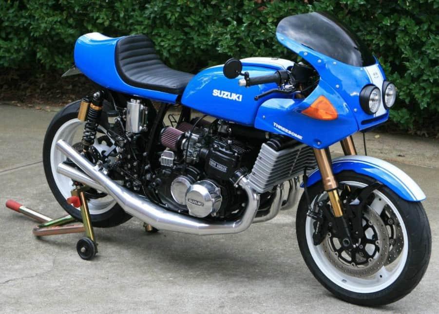 Suzuki GT750 Water Buffalo