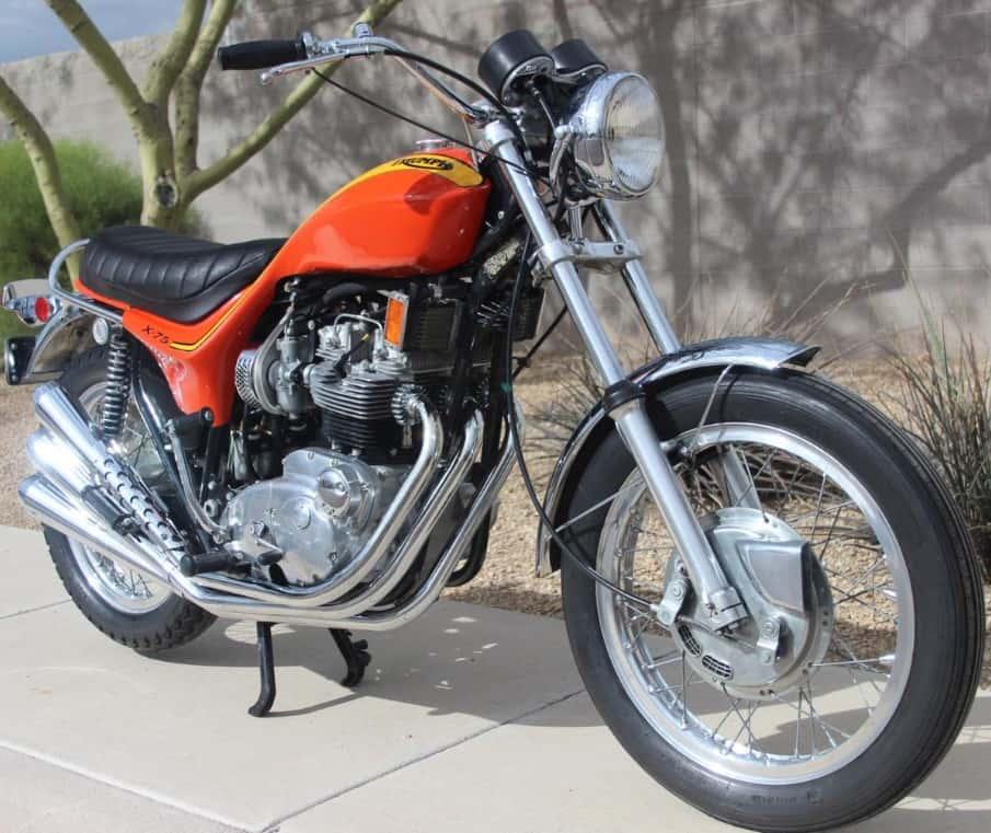 Triumph X 75