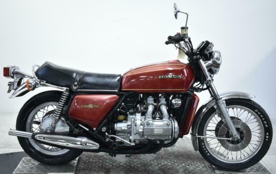1975 Honda GL1000 Gold Wing