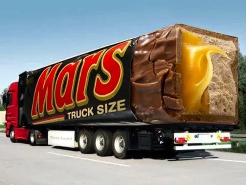 Truck Sized
