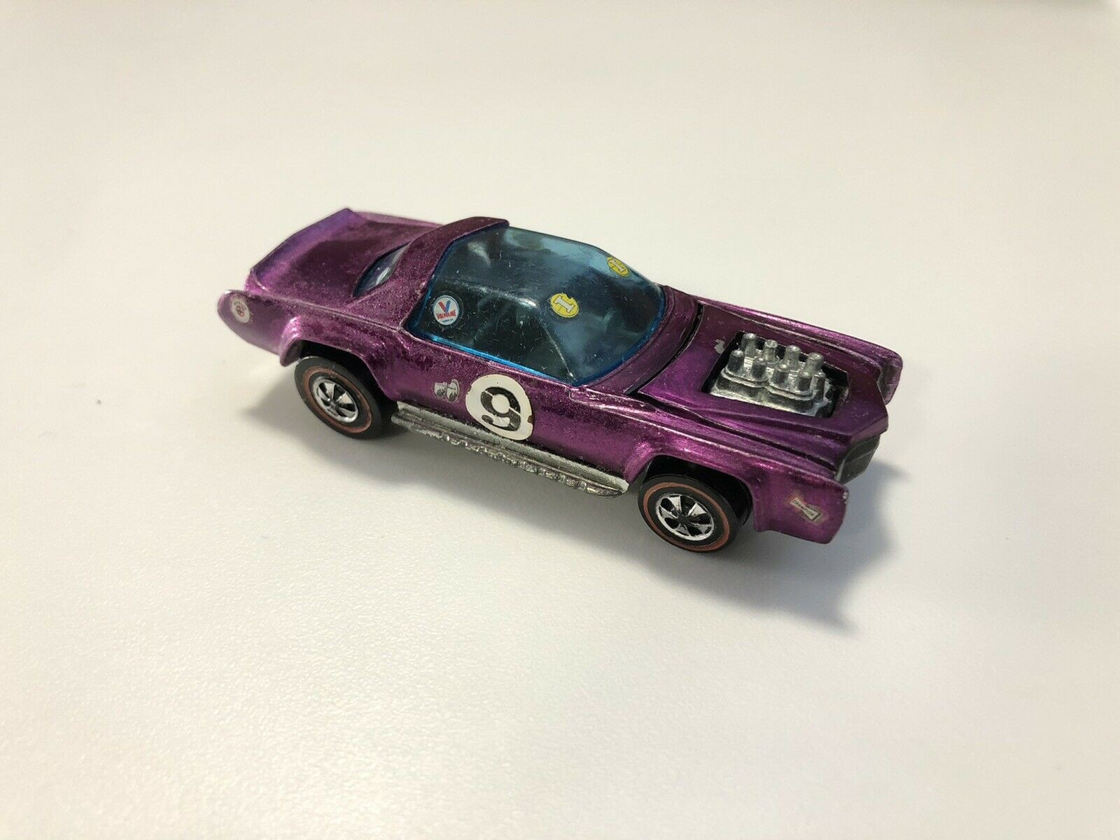 Magenta Sugar Caddy From 1971 $1,330