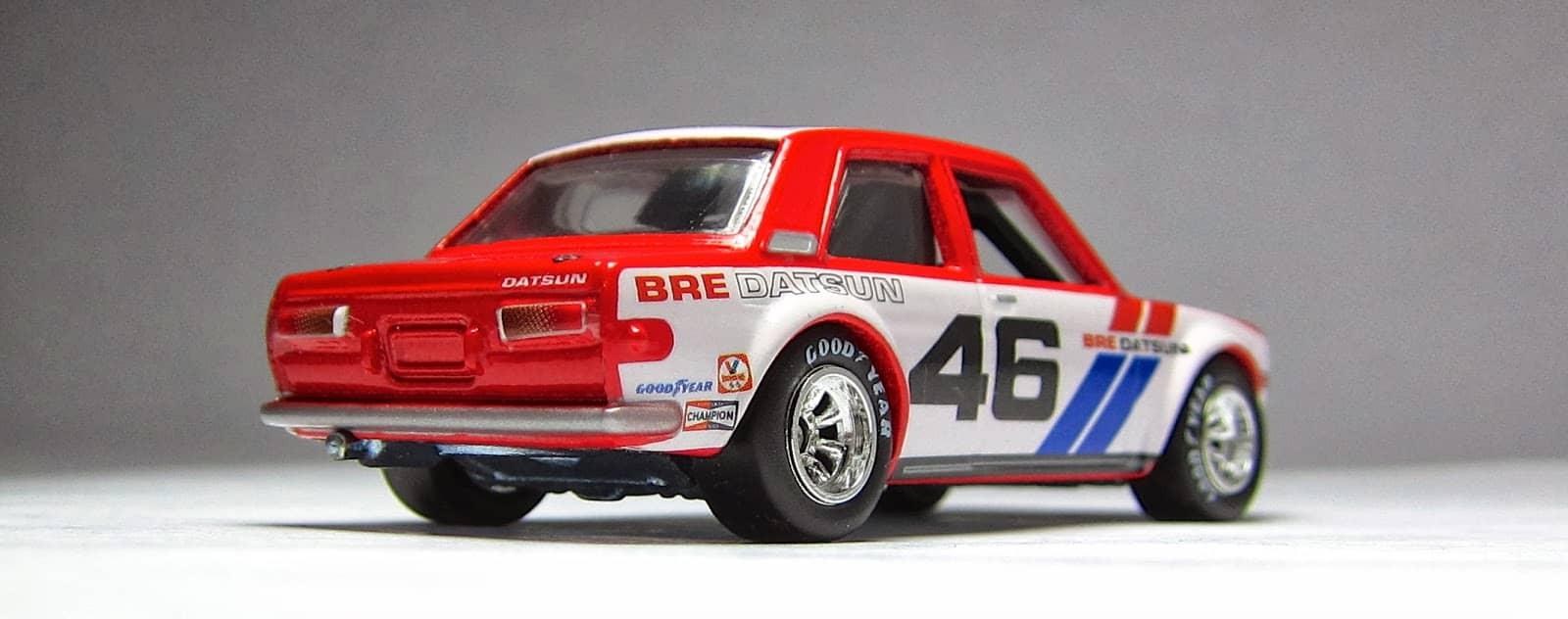 Vintage Racing John Morton BRE Datsun 510 $1,500