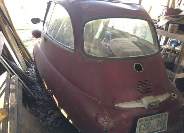 48. 1959 Isetta BMW