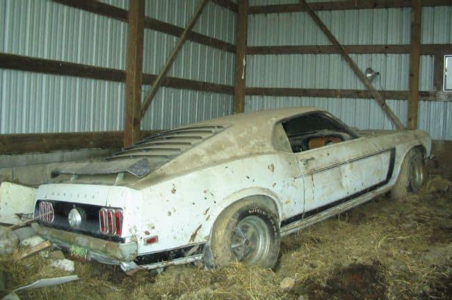 46. 1969 Mustang
