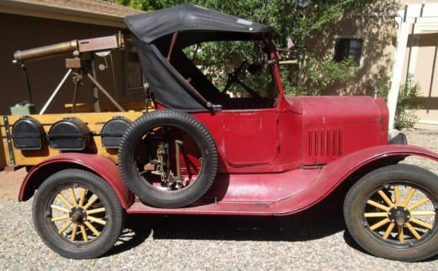 44. 1921 Classic Ford Model T