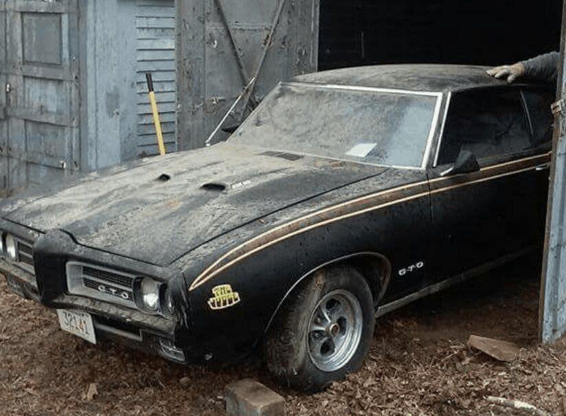 40. Pontiac GTO Judge