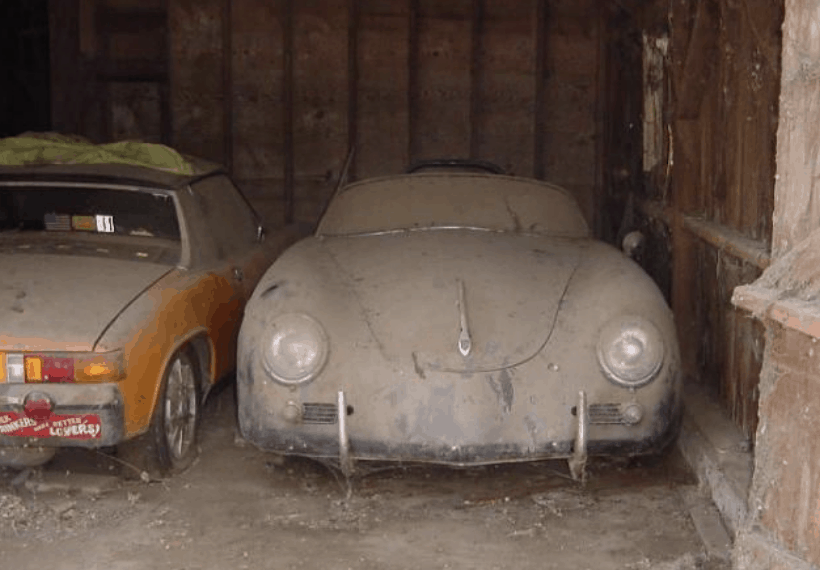 25. Porsche 356