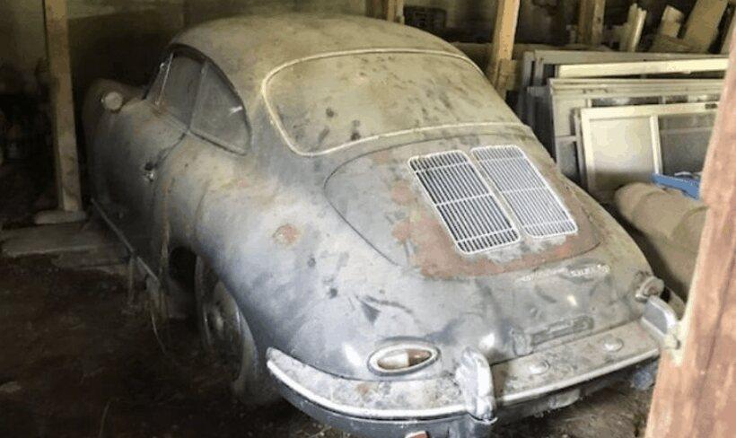 14. 1962 Porsche 356