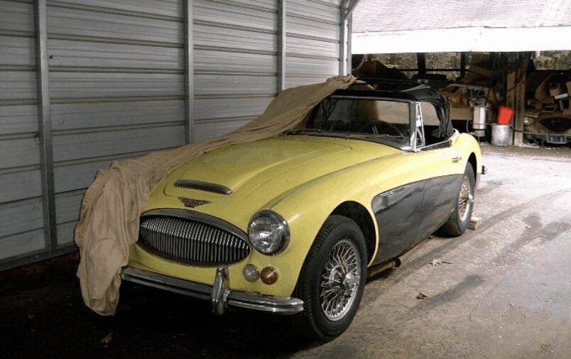 11. 1966 Austin Healey 3000