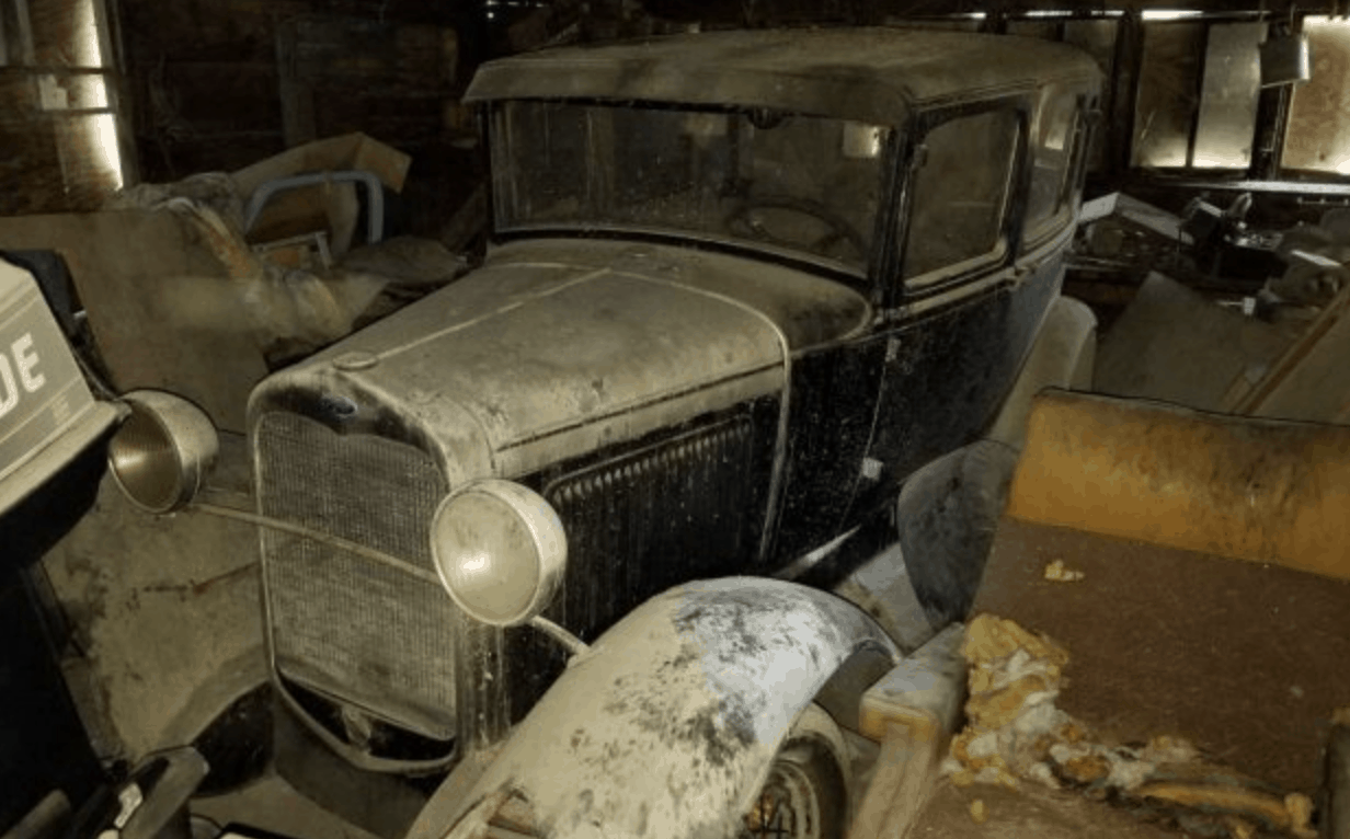 6. 1930 Ford Model A