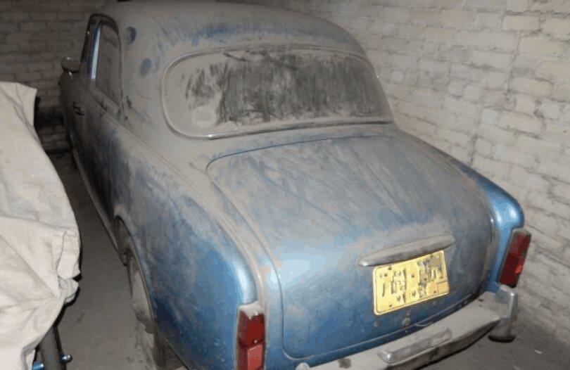 4. 1961 Lancia Appia Berlina