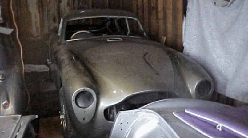 1. 1958 Aston Martin DB 2/4