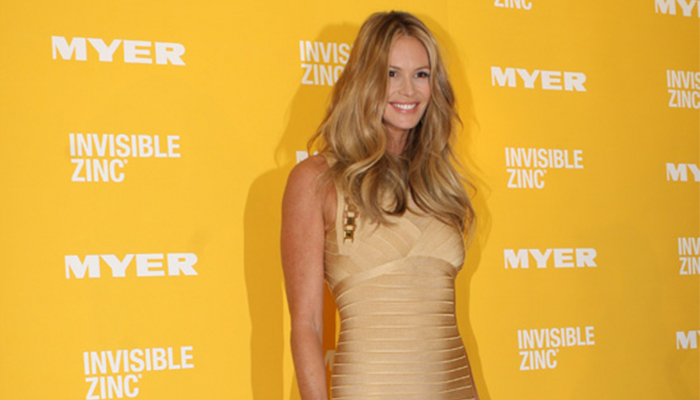 Another Icon In The Form Of Elle Macpherson